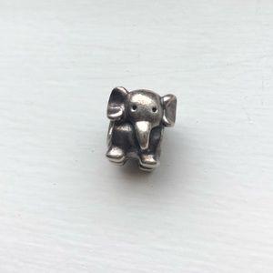 Elephant Pandora Charm